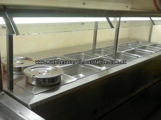 Organizador De Baño Acero Inoxidable:Baños María Inoxidables para Cocinas